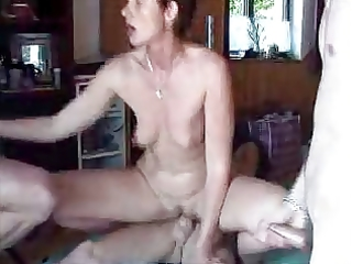non-professional mother i receives her virgin