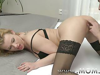 mommy mature dominatrix fucking her paramour