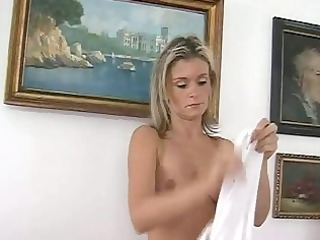 your wife getting ready for me