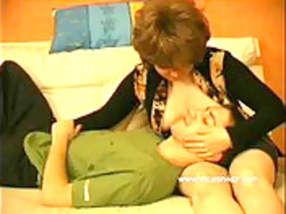 russian mom seduces her son 4