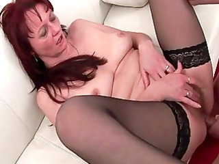 young studs fuck one 62yo granny with joy