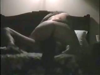Plump Mature Couple Vacation Sex