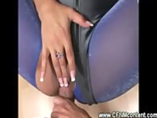 cfnm milfs engulf and fuck his hard cock