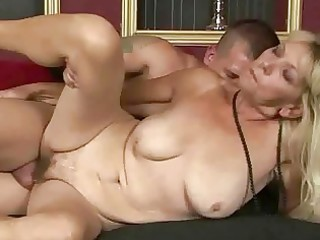 horny granny getting drilled glamorous hard