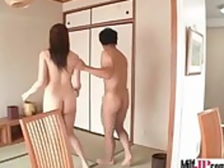 hot floozy mother i japanese receive rough sex