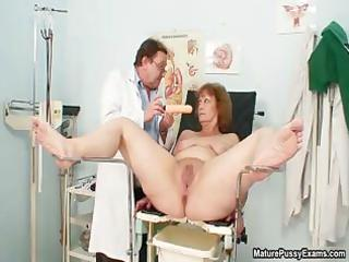 ribald doctor fucking his older patient