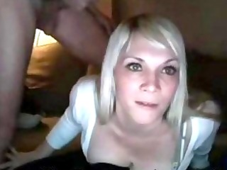 Threesome wife on cam