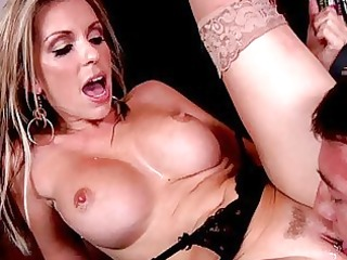 outstanding breasty mother i fucking her juvenile