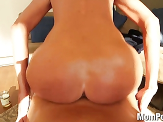 excited blond d like to fuck swallows cum