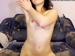 cute russian juvenile mother spreads love tunnel