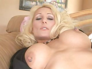 breasty milf eats his cock and then takes it is