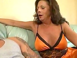 older cougar margo sullivan banging young dude