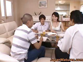miki sato real oriental mother part11