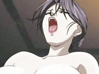 manga d like to fuck enjoys a knob and a toy