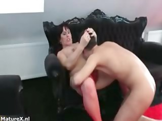 excited mature floozy goes eager part5