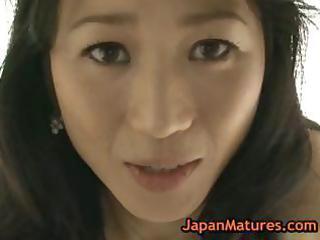 oriental older natsumi kitahara stripping part2
