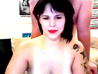 sexy tattooed wife pt0