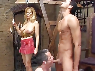 d like to fuck makes them engulf cocks