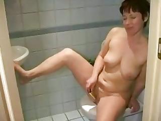 rehead breasty aged masturbating bald twat