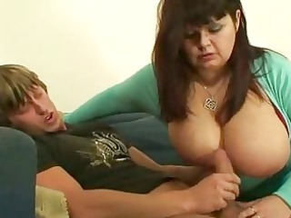 breasty aged is happy with her fucker motions